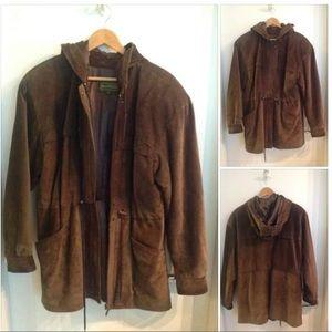 Danier Genuine Leather M M/L Fit